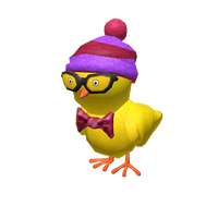 Chic Spring Chick Roblox Promo Code: undefined
